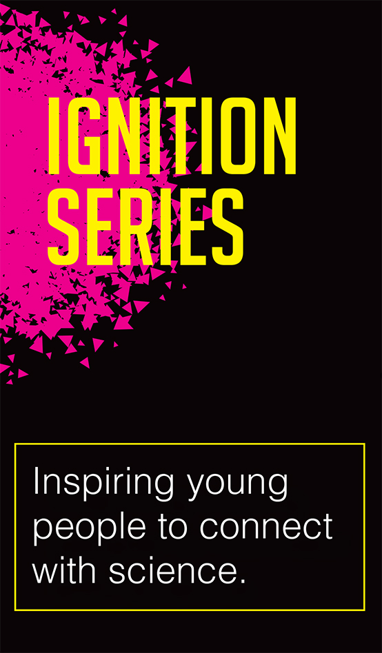 Ignition series banner