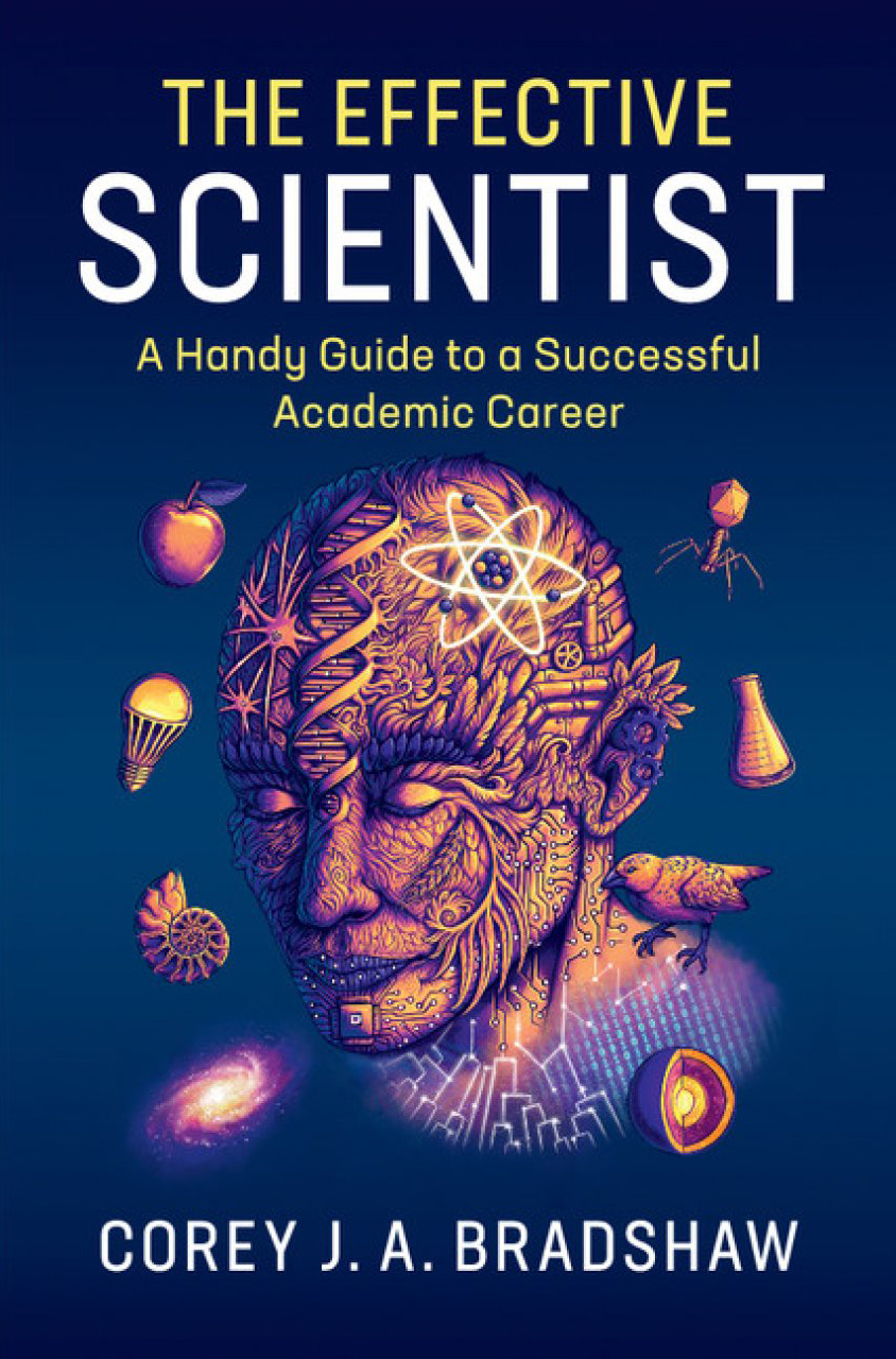 The Effective Scientist book cover