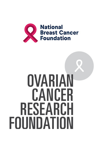 NBCF and OCRF logos