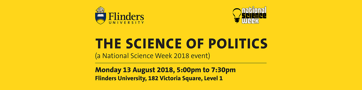 Science of Politics banner