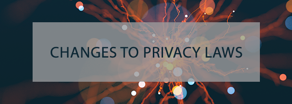 Privacy Law Changes banner