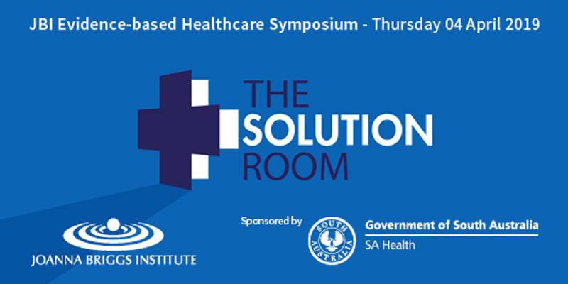 JBI The Solution Room banner