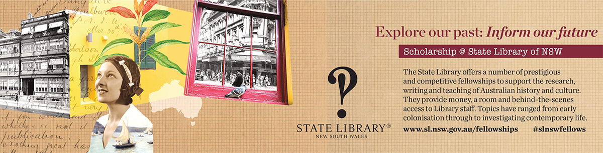 State Library of NSW banner