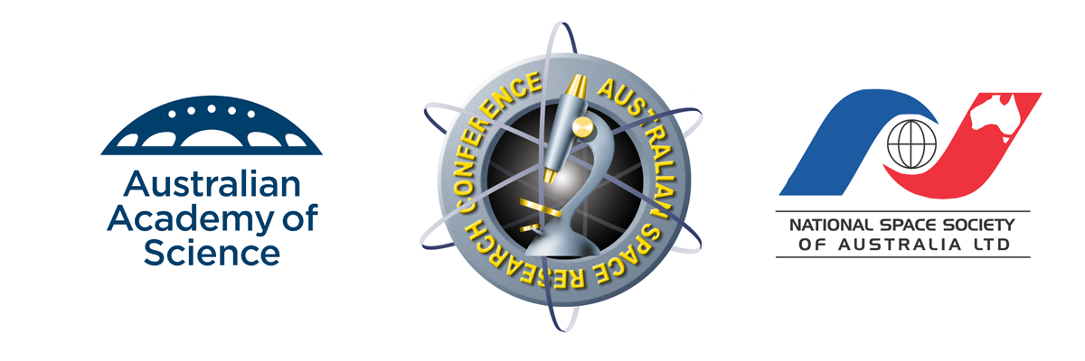 Australian Space Research Conference banner