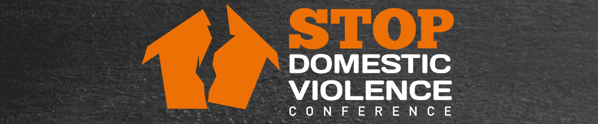 STOP Domestic Violence conference banner