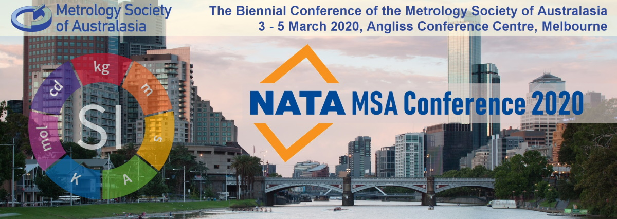 2020 Conference of the Metrology Society of Australasia