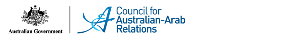 Council for Australian-Arab Relations banner